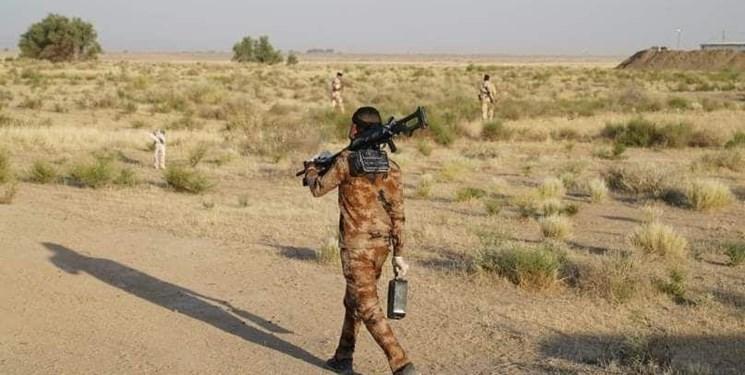 یک رزمنده الحشد الشعبی در انفجار تروریستی غرب بغداد به شهادت رسید