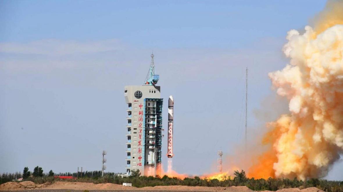 ماهواره جدید چین به فضا پرتاپ شد