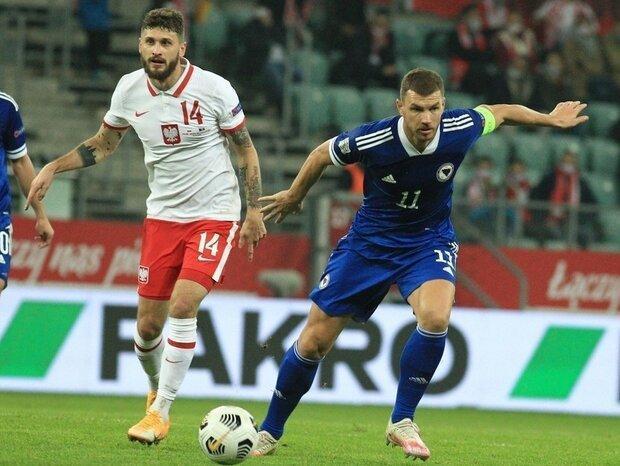 ستاره تیم ملی بوسنی بازی با ایران، ایتالیا و هلند را از دست داد