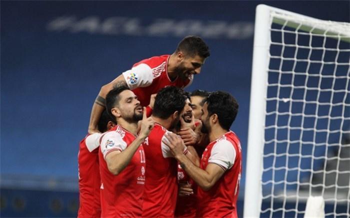 رنکنیگ تیم های باشگاهی؛ پرسپولیس به بام آسیا نزدیک شد