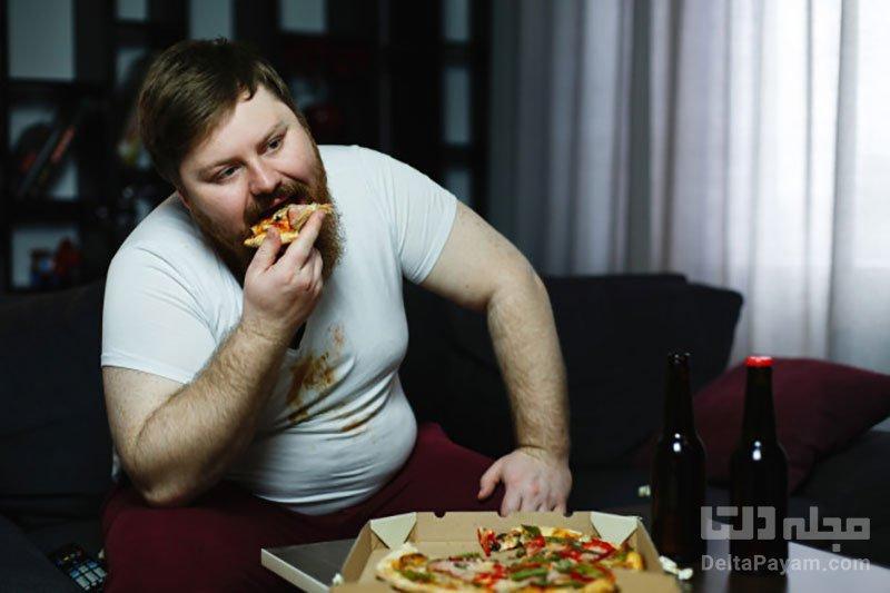 علل رایج دل درد بعد از غذا خوردن