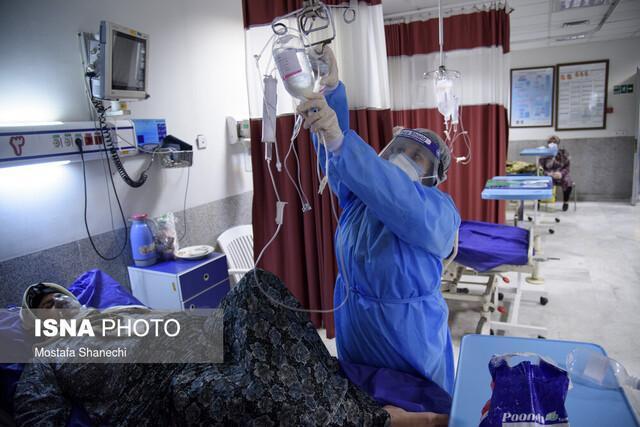 بستری 792 بیمار کرونایی در مازندران