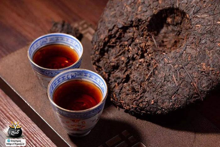 همه چیز درباره مضرات و خواص چای پوئر