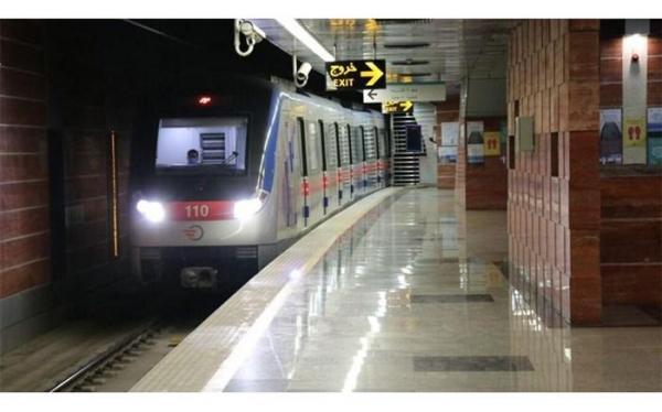 افتتاح رسمی و همزمان ایستگاههای امیرکبیر و برج میلاد در مترو