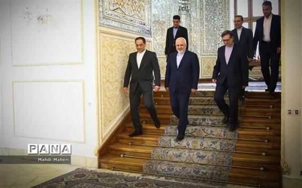 ظریف: ایرانی ها باید لغو تحریم ها را احساس نمایند