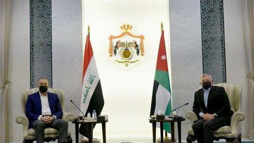 جزئیات ملاقات نخست وزیر با پادشاه اردن