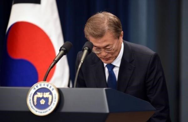 استعفای گروهی از دستیاران ارشد رئیس جمهور کره جنوبی