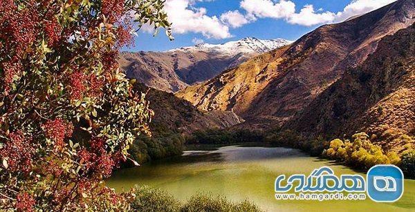 دریاچه مارمیشو ارومیه؛ الماسی پنهان در طبیعتی سرسبز