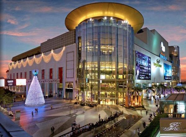 مقاله: 10 تا از بزرگترین مراکز خرید در جهان