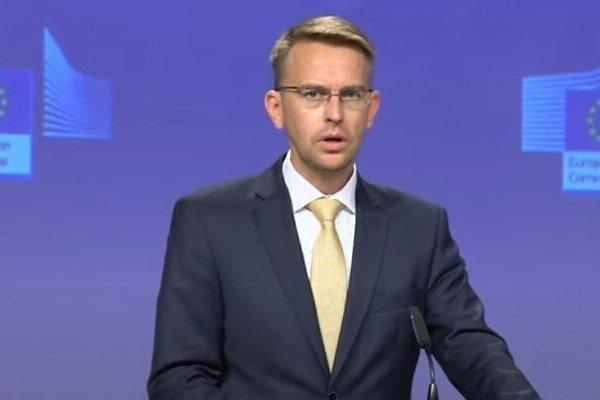 واکنش اتحادیه اروپا به شروع فرآیند غنی سازی اورانیوم در فردو