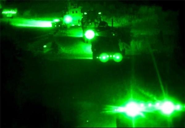 یک کاروان نظامی دیگر آمریکا در عراق هدف نهاده شد
