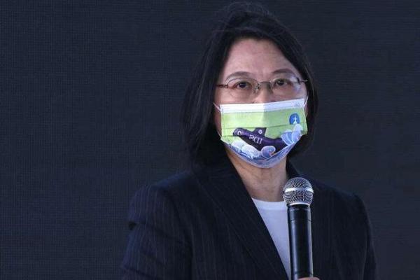 سخنرانی رئیس جمهوری تایوان در شروع سال نوی میلادی