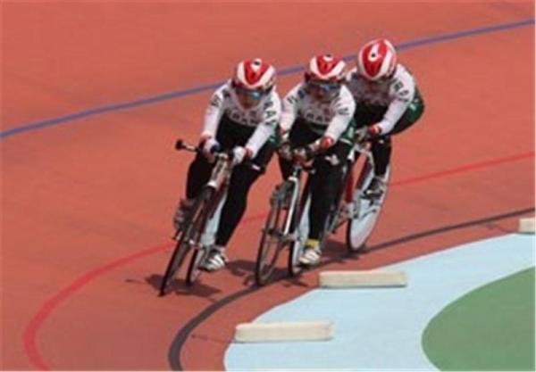 یک شرکت عراقی اسپانسر تیم ملی دوچرخه سواری بانوان ایران شد