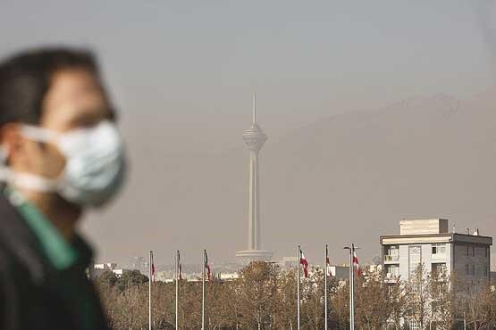 رکوردشکنی آلودگی گوگرد در تهران