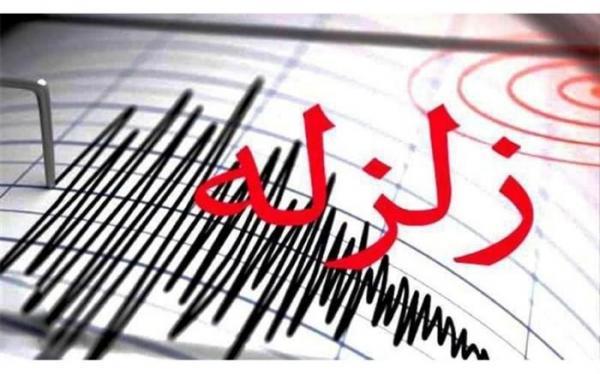 وقوع زلزله 4.3 ریشتری در یزد