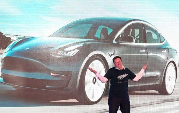 تسلا در سال 2020 بیش از نیم میلیون خودروی الکتریکی فراوری کرد
