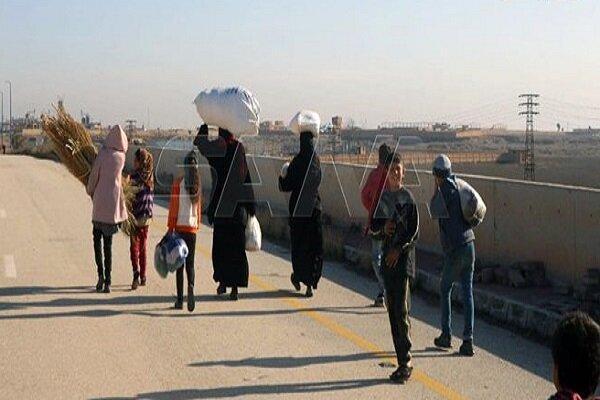 بازگشایی گذرگاه الصالحیه در سوریه