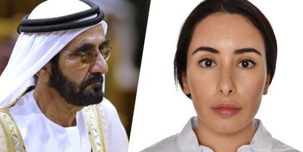 سازمان ملل خواستار ارائه مدرکی مبنی بر زنده بودن دختر حاکم دُبی شد خبرنگاران