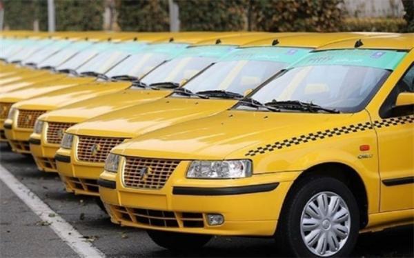 تاکسی داران تسهیلات 6 و 2 میلیون تومانی دریافت کردند