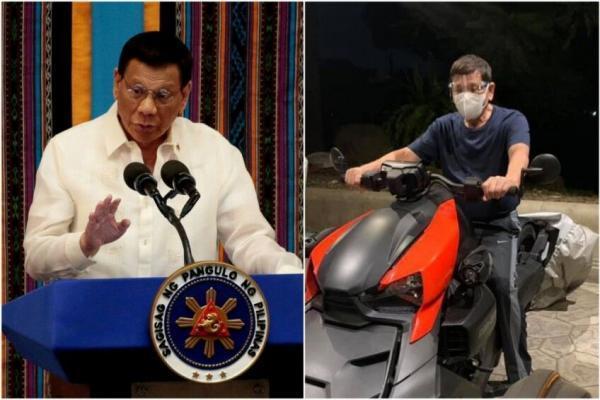 رد شایعات پیرامون شرایطِ سلامت رئیس جمهور فیلیپین