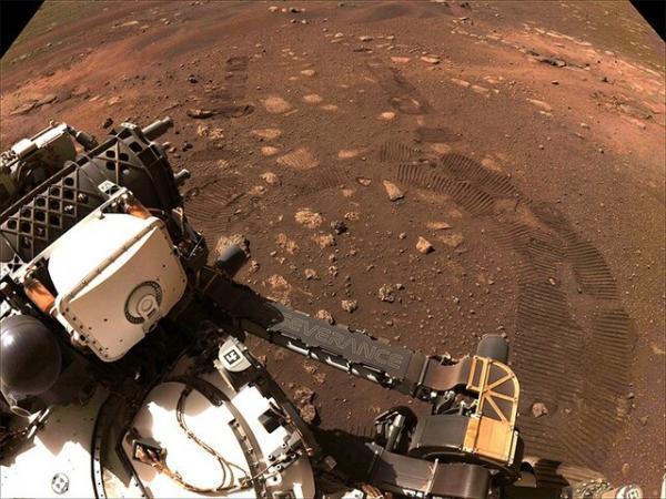 طی یک ماه گذشته؛ در مریخ بر استقامت چه گذشت؟