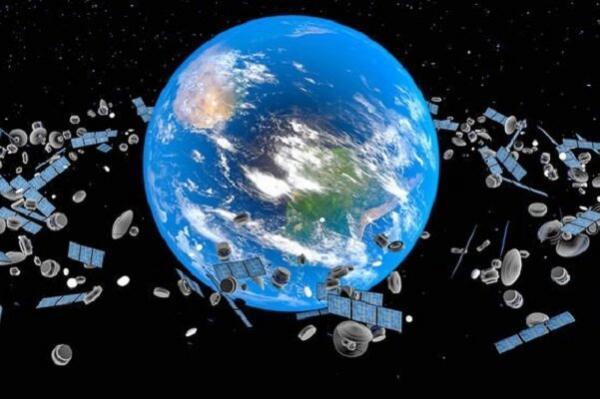 رادار ردیابی زباله های فضایی کوچک ساخته شد