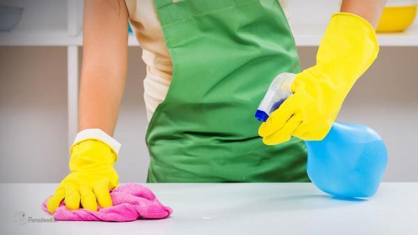 چگونه خانه را در کوتاه ترین زمان تمیز کنیم؟