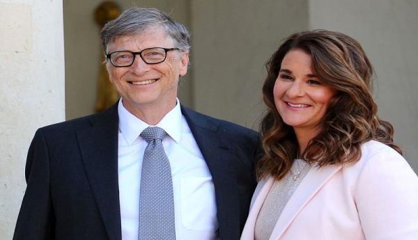 همسر بیل گیتس به دومین زن ثروتمند جهان تبدیل می گردد