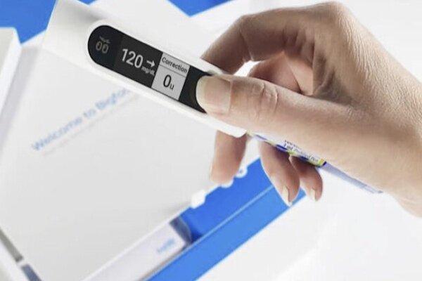 قلم انسولین به سرپوش هوشمند مجهز می گردد