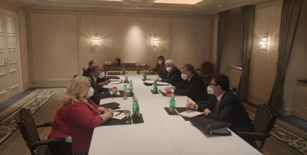 مذاکره روسای هیات های آمریکا و روسیه در وین درباره برجام