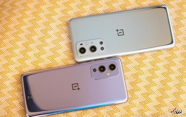 گوشی های وان پلاس و وان پلاس 9 پرو به روزرسانی شدند