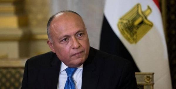 وزیر خارجه مصر: گفت وگوها با ترکیه متوقف شده است