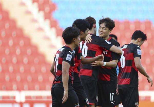 لیگ قهرمانان آسیا، فزونی پوهانگ برابر جوهور مالزی