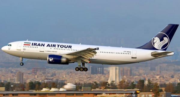 بخشنامه های پروازهای داخلی ایران ایرتور
