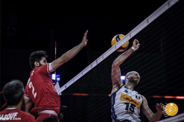 ترکیب والیبال ایران مقابل بلغارستان؛ همه غیر از 2 نفر!
