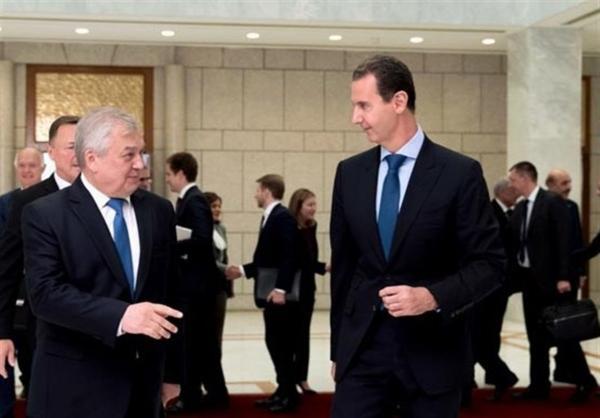 در ملاقات فرستاده پوتین با اسد چه گذشت؟