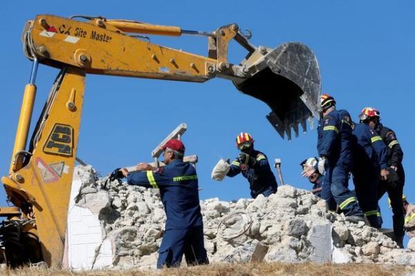 تور یونان ارزان: زلزله یونان کشته و مصدوم برجا گذاشت
